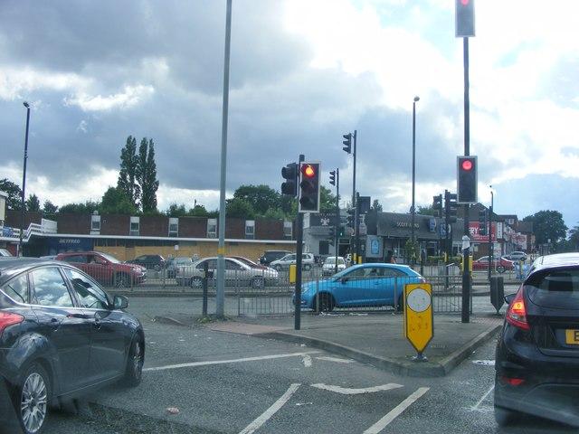 Scott Arms Junction