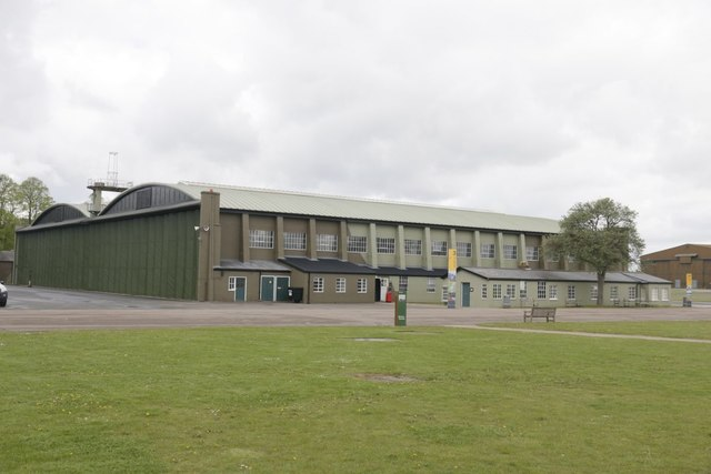 One of the Hangars