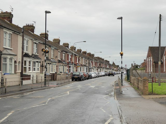 Halfway Houses: Queenborough Road