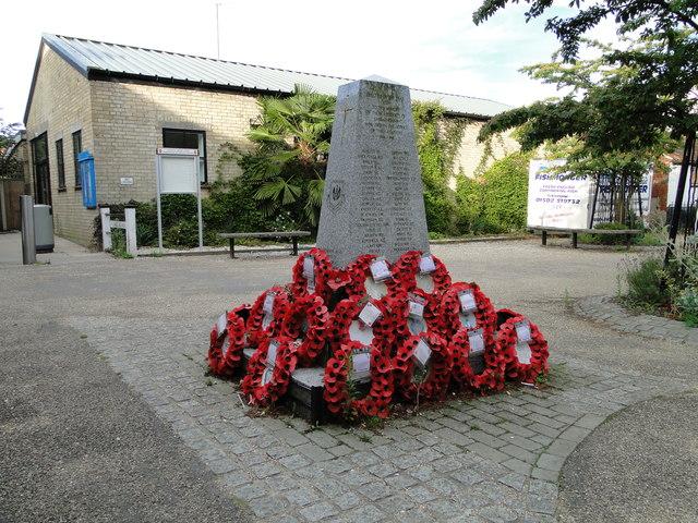 Saxmundham War Memorial
