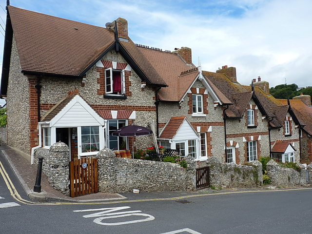 Cottages on Common Lane, Beer