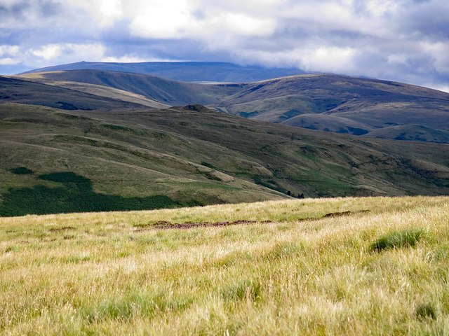 Cheviot from Deel's Hill