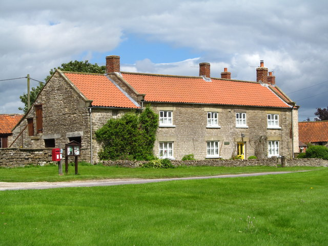 Fadmoor farmhouse