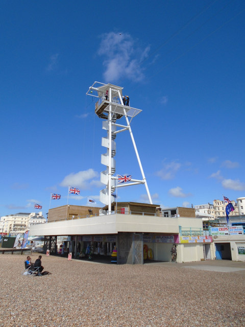 Brighton Zip Wire