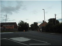 SU5168 : Junction on Heath Lane, Thatcham by David Howard