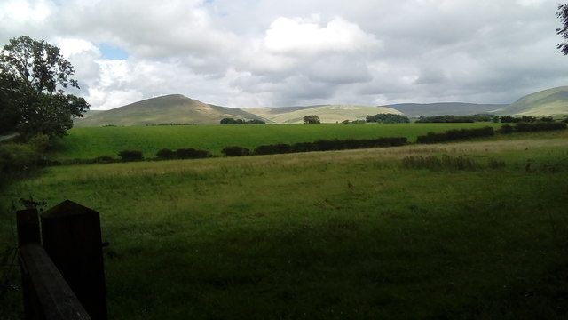 North Pennines view