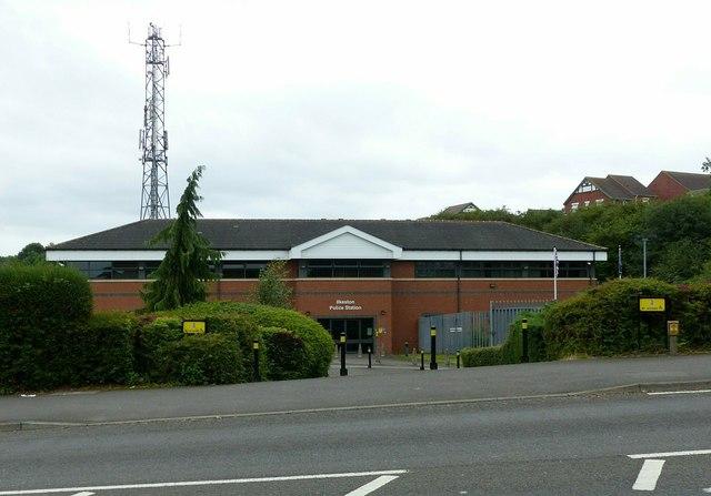 Ilkeston Police Station