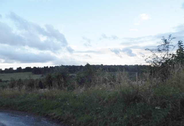 Farmland in Whittonditch
