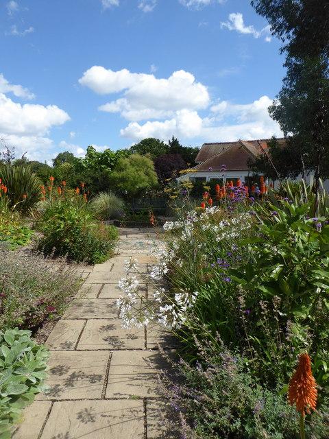 The Dry Garden, Dulwich Park