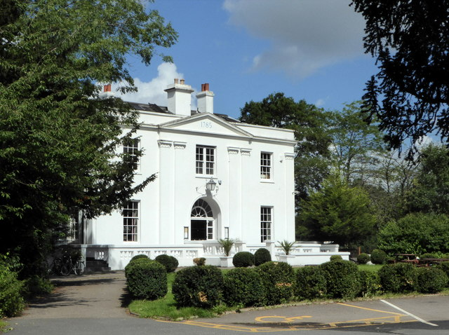 Belair House, West Dulwich