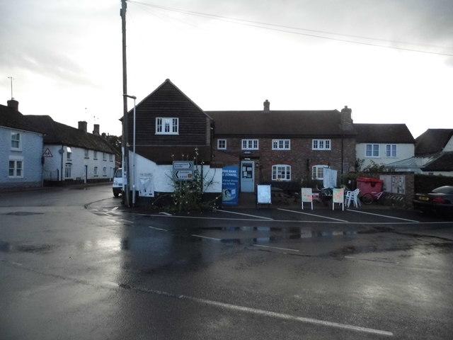 The Square, Aldbourne