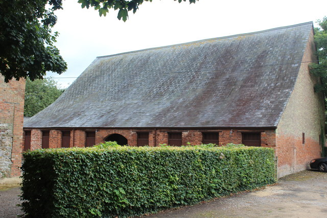 Barn in grounds of Tredegar House
