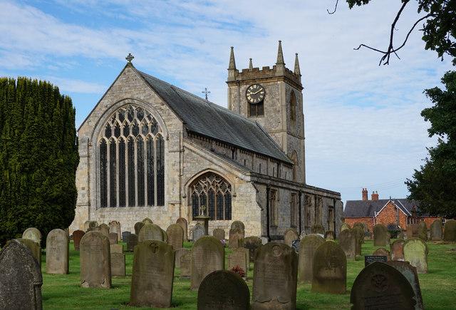 St Mary the Virgin Church, Swine