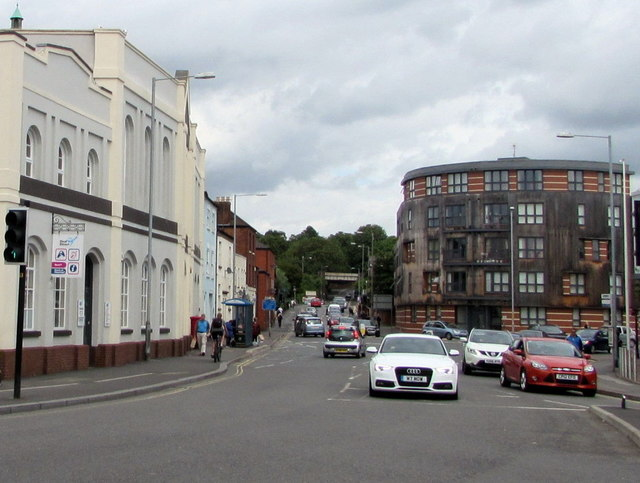 Lowesmoor Terrace, Worcester