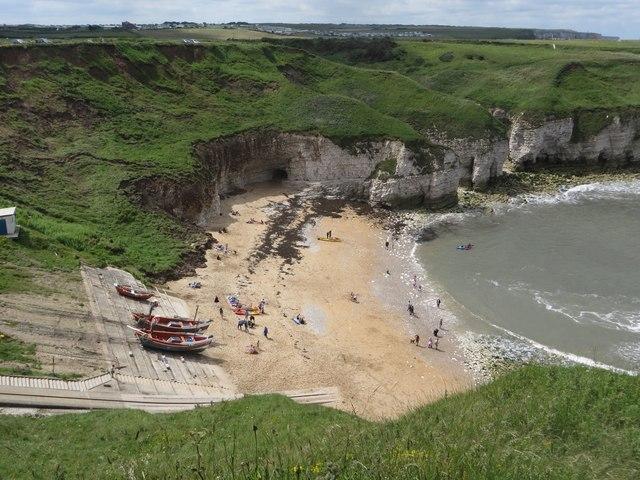 Beach at North Landing