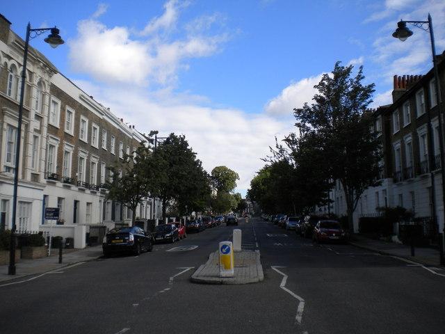 Hemingford Road, Barnsbury