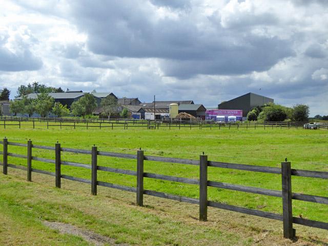 Little Stambridge Hall Farm