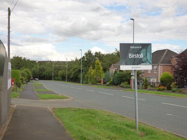 Church Lane, Birstall