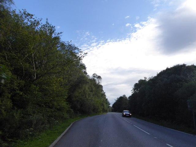 A82 to north east of Torlundy
