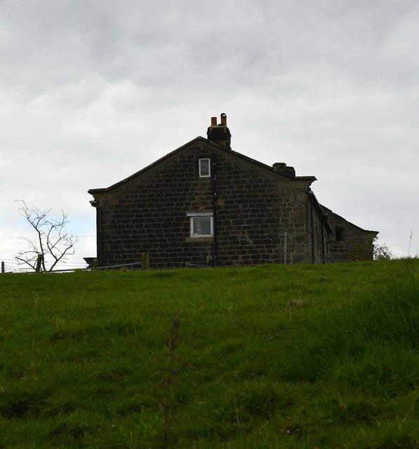 Horsehold Farm near Hebble End