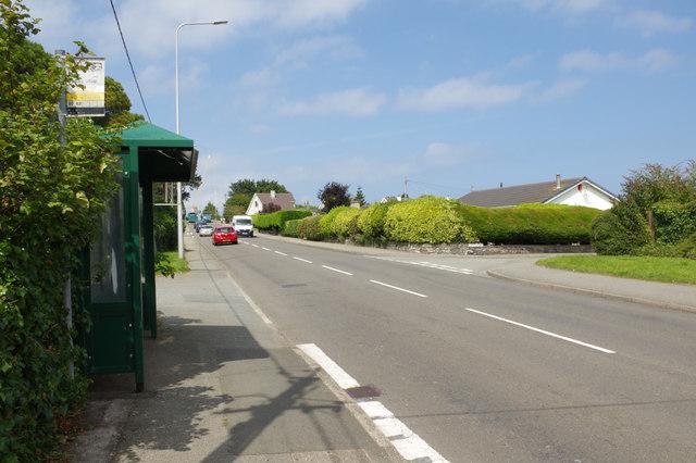 Bangor Road, Benllech
