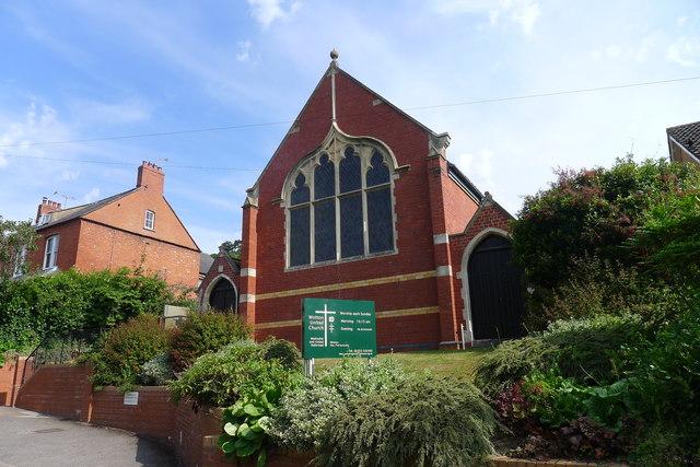 Wotton United Church, Bradley Street, Wotton-under-Edge