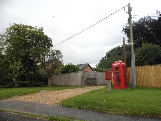 Baydon Road, Shefford Woodlands