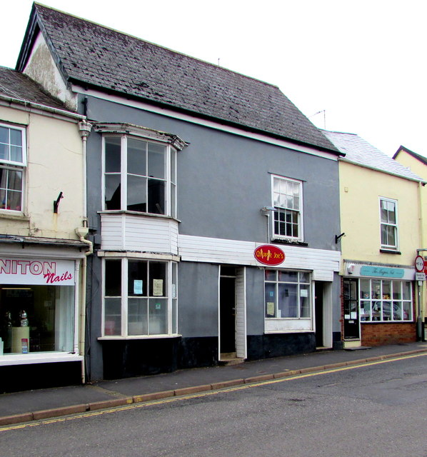 Chippie Joes in Honiton