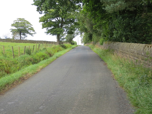 Road to Leighton