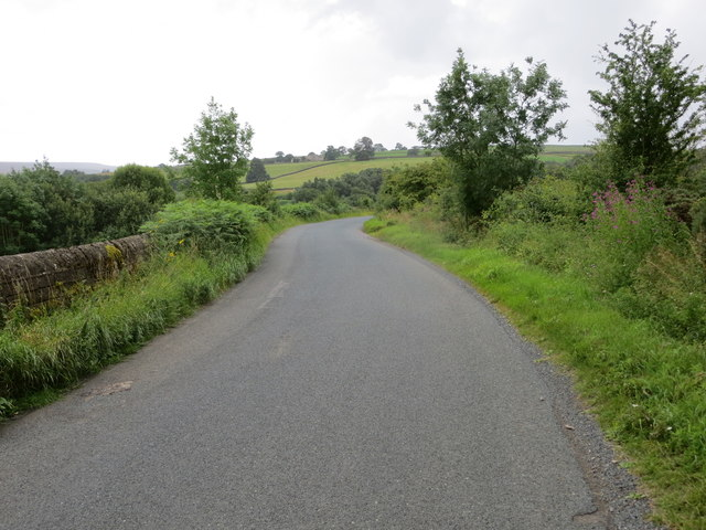 Road to Lofthouse
