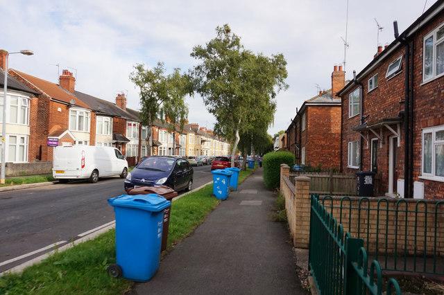 Telford Street, Hull