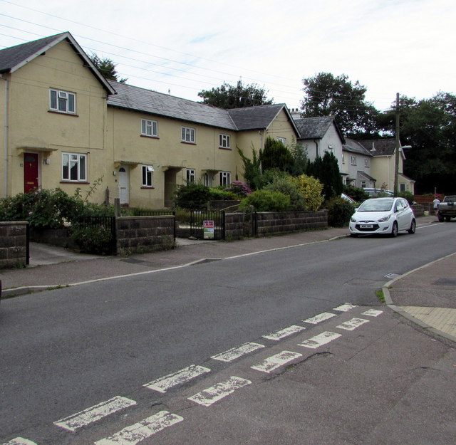 Streamers Meadows houses, Honiton