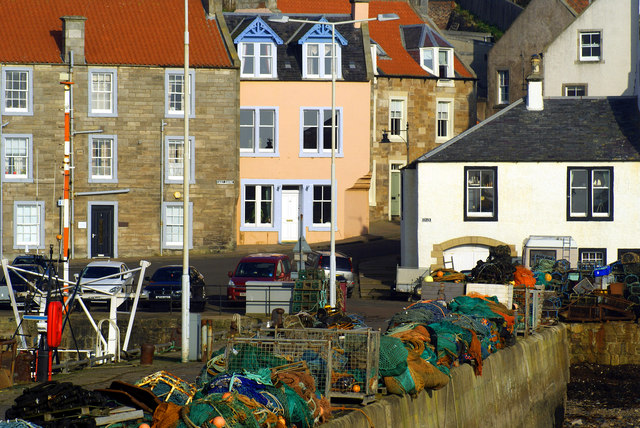 Pittenweem Harbour (East)