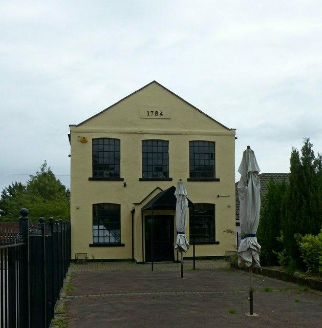 Former Baptist Chapel, South Street, Ilkeston