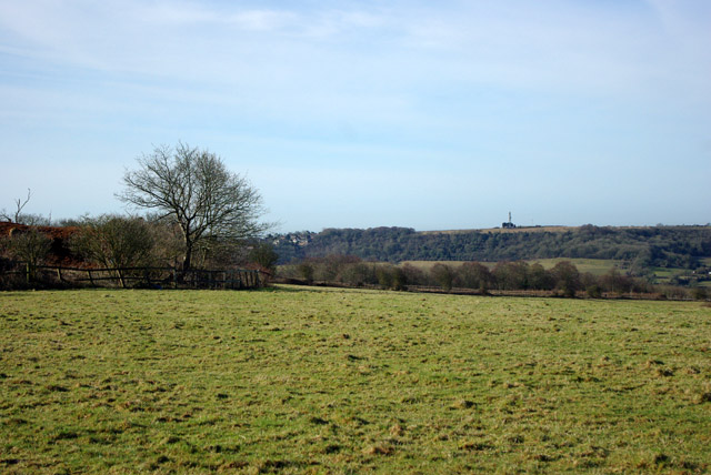 Downs above Findon