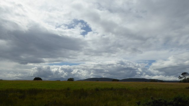 Field at Ledaig