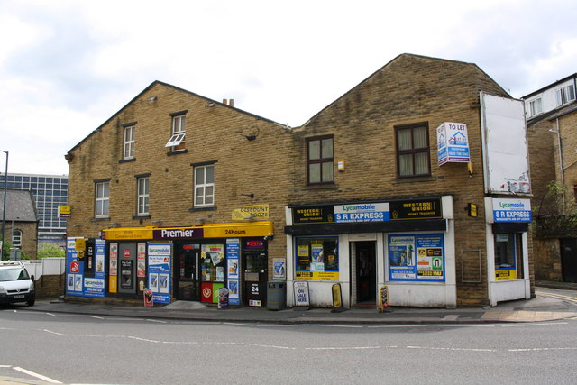 Premier Off-licence and SR Express, Great Horton Road