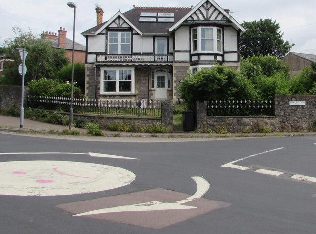 Highcliffe, Sedbury Lane, Tutshill