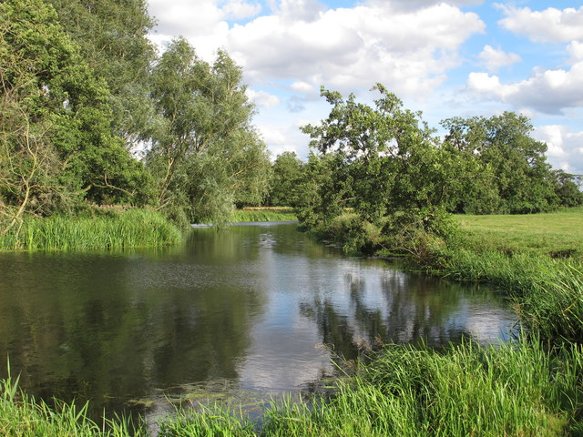 The Waveney at Outney Common, Bungay (2)