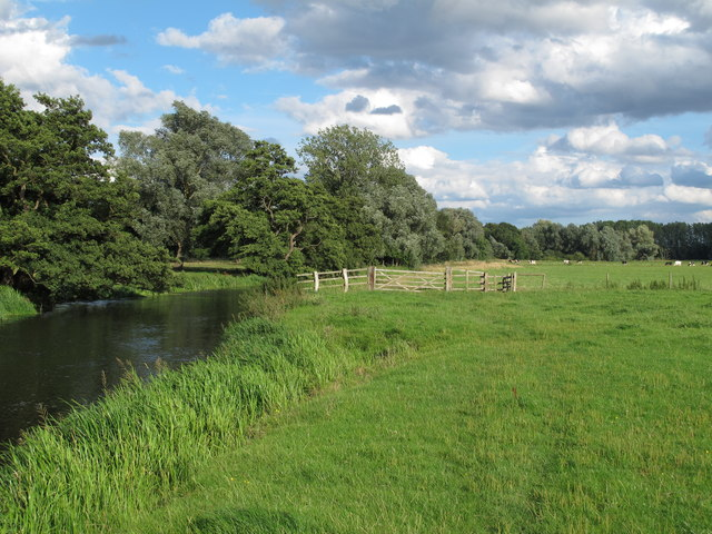 The Waveney at Outney Common, Bungay (4)