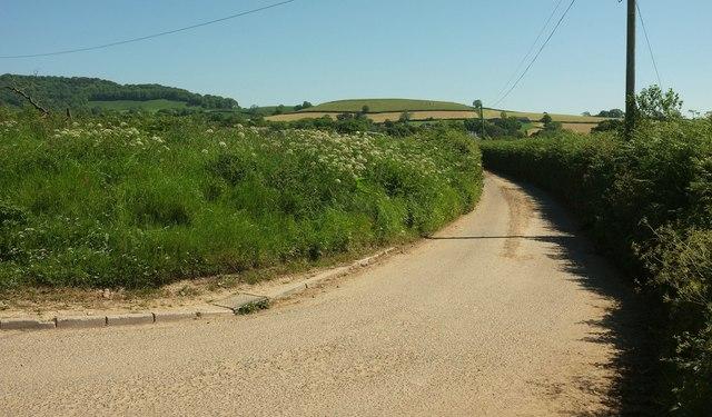 Lane to Blackney