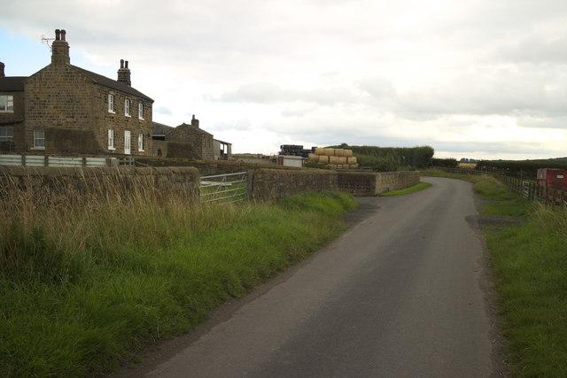Bank House Farm, Eccup