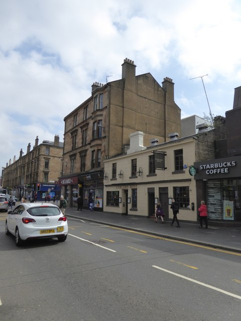 The Curlers Rest, Byres Road