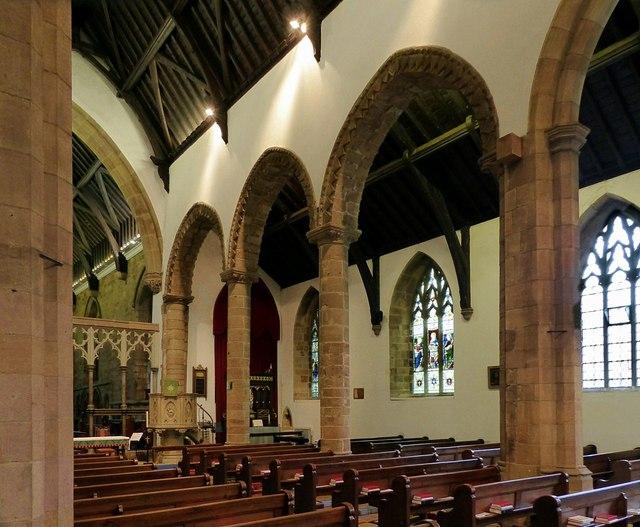 Church of St Mary, Ilkeston