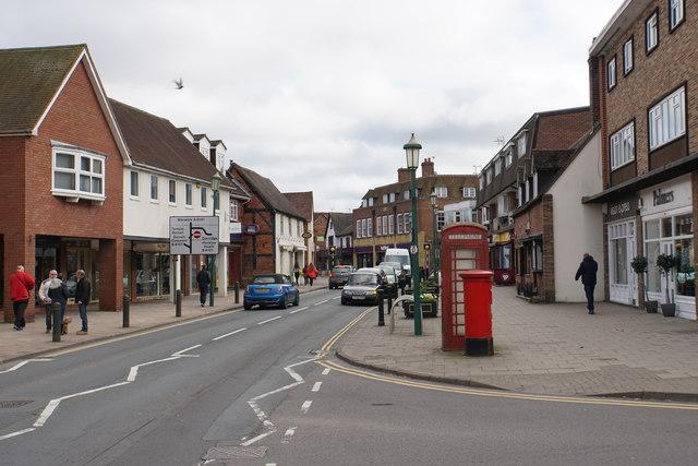 Knowle High Street