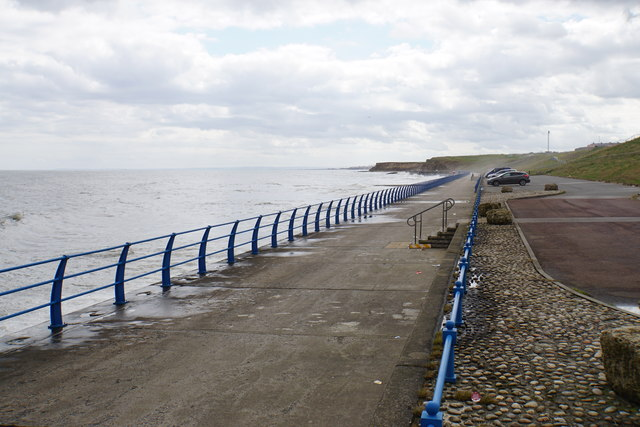 The promenade at Hendon