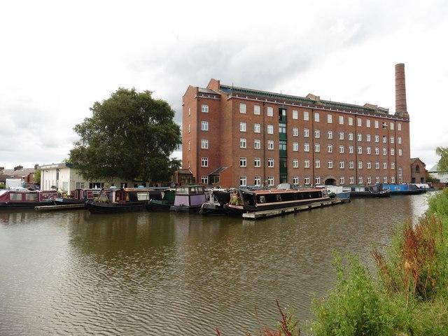 Union Mill, Macclesfield