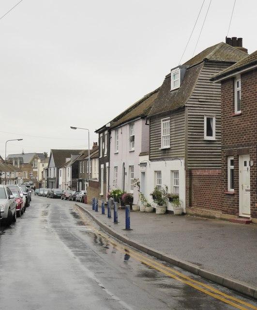 Queenborough High Street