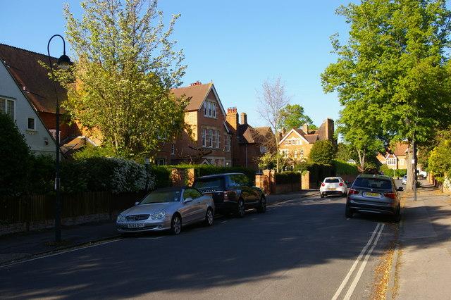 Linton Road, North Oxford