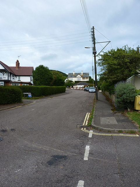 Hillside Road, Sidmouth